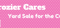 Crozier Cares Yard Sale for the Cure