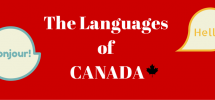 Canadian Languages