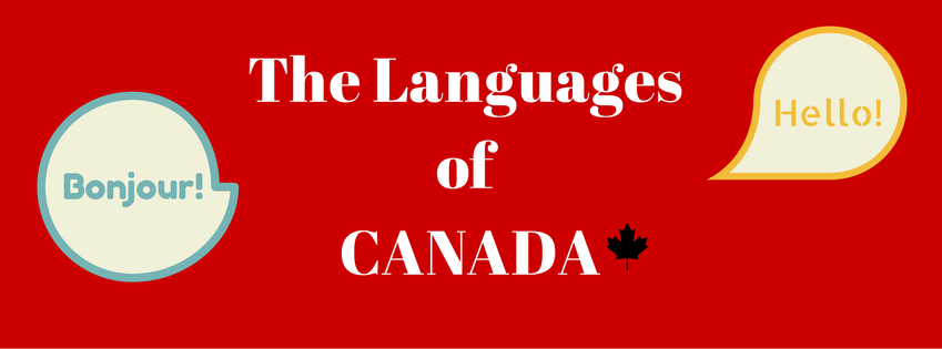 Canadian Languages