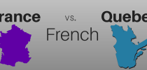 France French vs. Quebec French