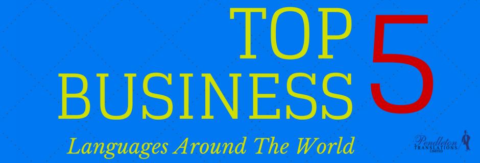 World Business Languages