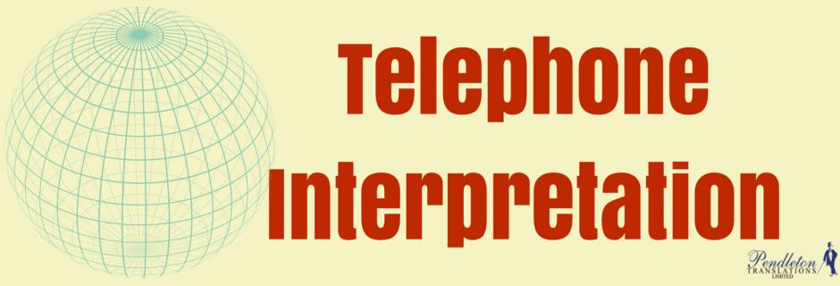 Telephone Interpretation