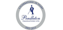 Pendleton Translations Celebrates 10th Anniversary