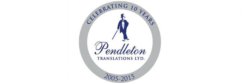 Pendleton Translations Celebrates 10th Anniversary