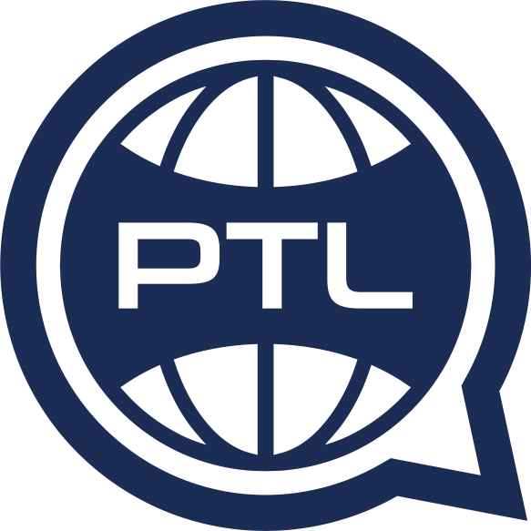 Blue Pendleton Translations Logo